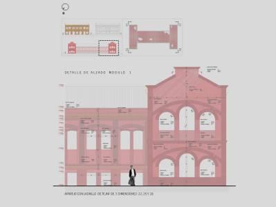 Cuartel de Henares: Centro Municipal de Guadalajara_ Arquitectos: Patricia Ferreira Lopes, Fernando García, Ana Herrera, Ángela Manzano 11