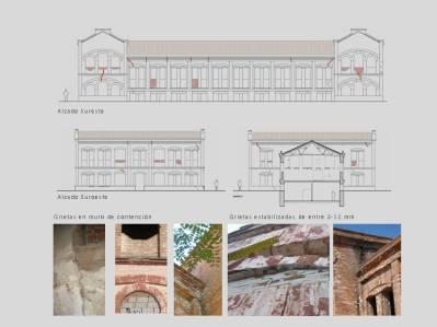 Cuartel de Henares: Centro Municipal de Guadalajara_ Arquitectos: Patricia Ferreira Lopes, Fernando García, Ana Herrera, Ángela Manzano 12