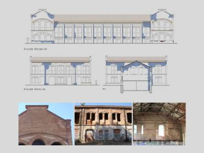 Cuartel de Henares: Centro Municipal de Guadalajara_ Arquitectos: Patricia Ferreira Lopes, Fernando García, Ana Herrera, Ángela Manzano 13