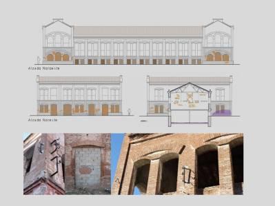 Cuartel de Henares: Centro Municipal de Guadalajara_ Arquitectos: Patricia Ferreira Lopes, Fernando García, Ana Herrera, Ángela Manzano 14