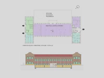 Cuartel de Henares: Centro Municipal de Guadalajara_ Arquitectos: Patricia Ferreira Lopes, Fernando García, Ana Herrera, Ángela Manzano 16