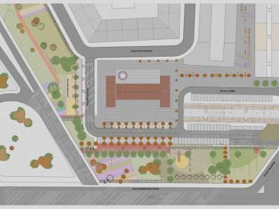 Cuartel de Henares: Centro Municipal de Guadalajara_ Arquitectos: Patricia Ferreira Lopes, Fernando García, Ana Herrera, Ángela Manzano 24
