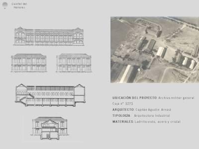 Cuartel de Henares: Centro Municipal de Guadalajara_ Arquitectos: Patricia Ferreira Lopes, Fernando García, Ana Herrera, Ángela Manzano 05