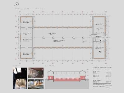 Cuartel de Henares: Centro Municipal de Guadalajara_ Arquitectos: Patricia Ferreira Lopes, Fernando García, Ana Herrera, Ángela Manzano 06