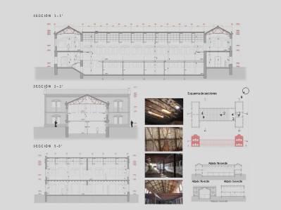 Cuartel de Henares: Centro Municipal de Guadalajara_ Arquitectos: Patricia Ferreira Lopes, Fernando García, Ana Herrera, Ángela Manzano 09
