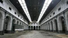Patrimonio industrial El Ayuntamiento busca usos para diecisiete edificios. Fábrica de Artilleria.ABC sevilla