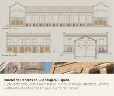 Cuartel de Henares_Grafos_patrimonio_Graphs heritage_Late Gothic_Tardogótico_Patricia Frereira Lopes