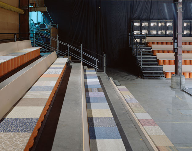 Contemporary-Art-Temporary-Theater--Seating-Carpet-Tiles