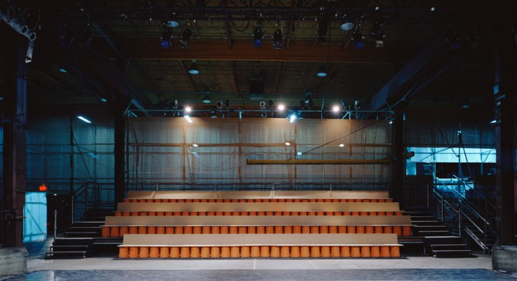 Contemporary-Art-Temporary-Theater--Seating-Elevation