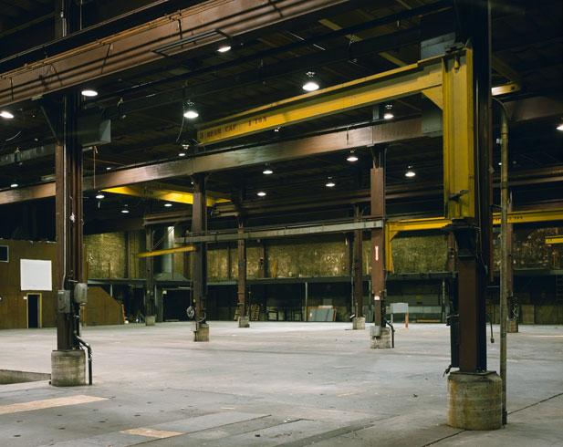 Contemporary-Art-Temporary-Theater--Warehouse-Interior