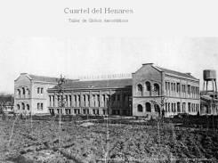 Cuartel de Henares.Guadalajara. Patricia Ferreira Lopes I Fernando García I Ana Herrera I Ángela Manzano. 1