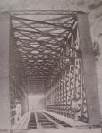 Ferrocarril Riotinto. Puente Salomón en 1904_Archivo J L García