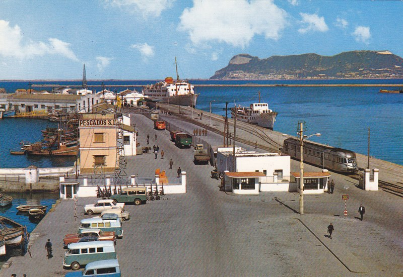Puerto de algeciras c diz patricia ferreira lopes - Puerto de algeciras hoy ...