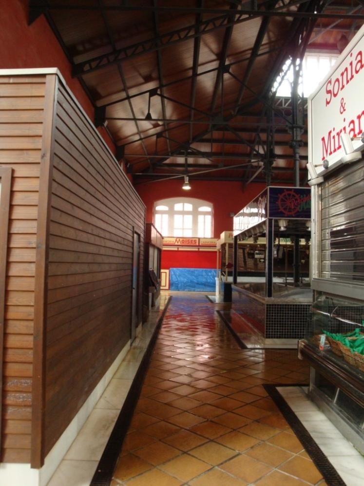 Paisaje Inudustrial. Mercado de Mieres. © Patricia Ferreira Lopes