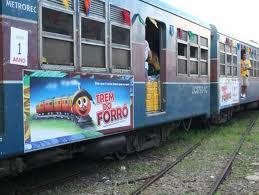 trem do forro