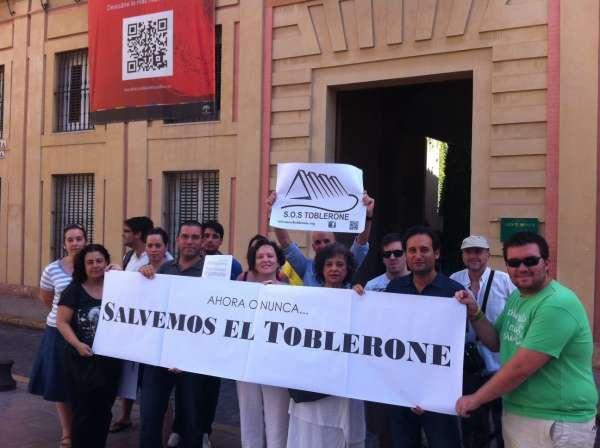 Salvemos El Toblerone Fuente: 20minutos.es