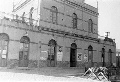 """Antigua estación de """"El Grao"""". Fuente: valencia.es"""