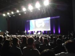 Conferencia Esri 2013. Sesión Plenaria.