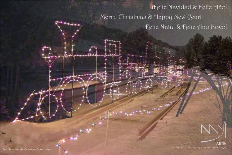 ARTIH Felices  fiestas 2013