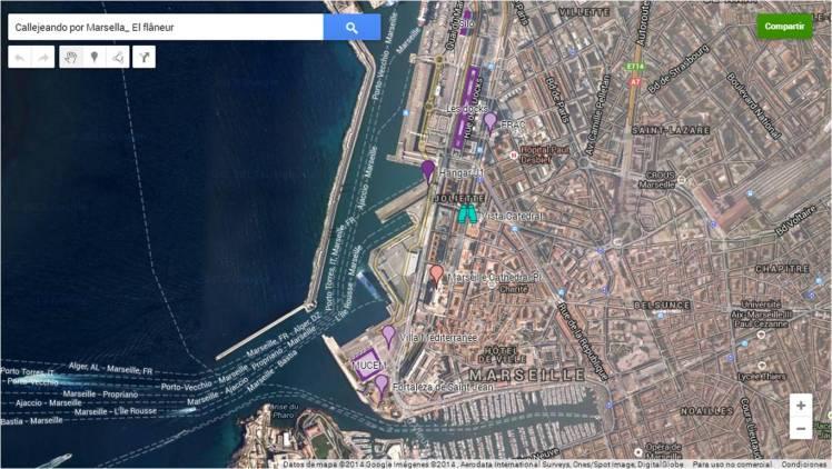 Maps Marsella parte 01 Patricia Ferreira Lopes