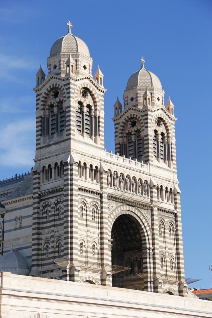Marsella Catedral. © Patricia Ferreira Lopes