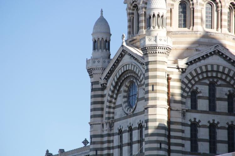 Marsella Catedral . © Patricia Ferreira Lopes