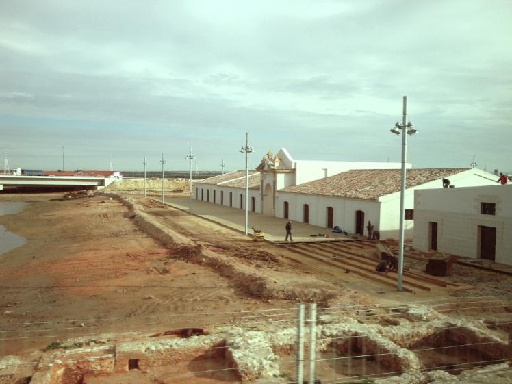 Arsenal de la Carraca. Cádiz. Diciembre de 2010. © Patricia Ferreira Lopes.