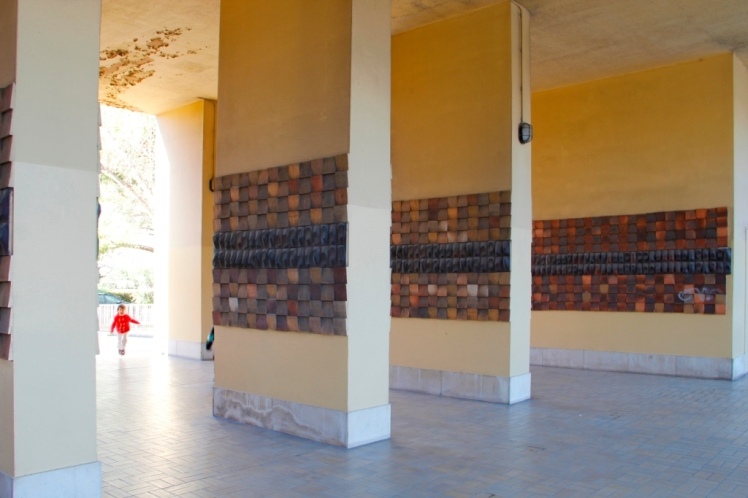 Marsella. Edificio Boulevard Michelet.  © Patricia Ferreira Lopes