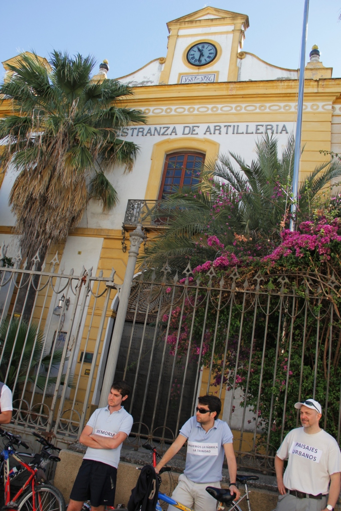 Janes walk Sevilla Industrial 2014 © Patricia Ferreira Lopes