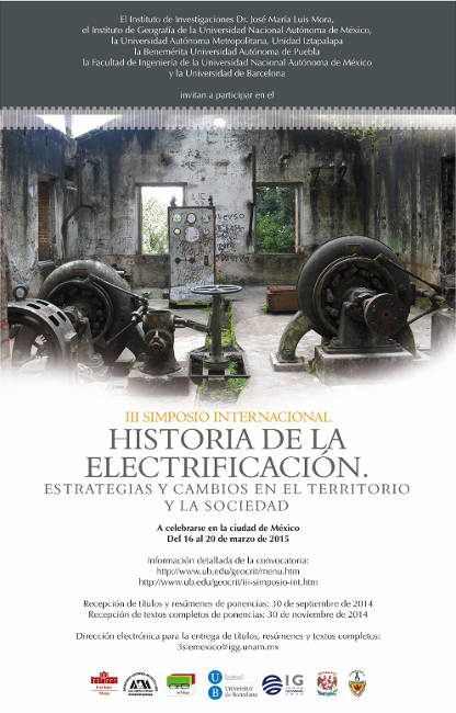 Historia de la Electrificación