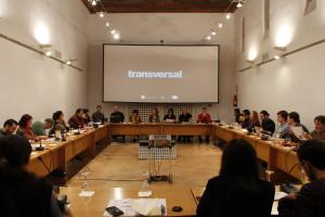 #encuentro #taller #debate #mercadillodeideas. Andalucía Transversal. AUFI. © Patricia Ferreira Lopes